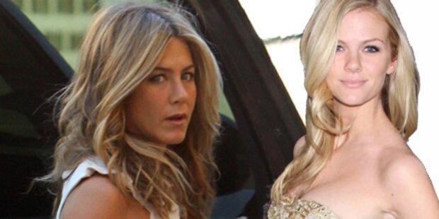 Jennifer Aniston: Panik wegen Model