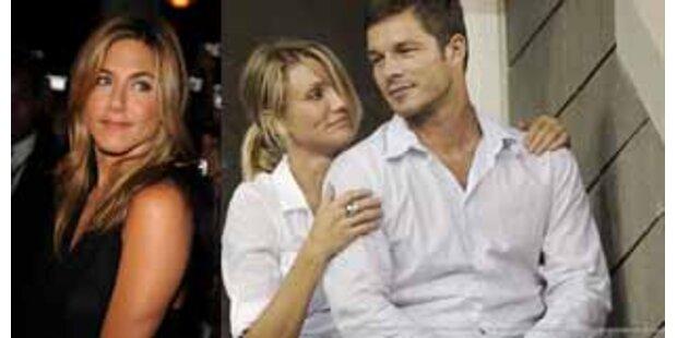 Cameron Diaz ist total sauer auf Jennifer Aniston