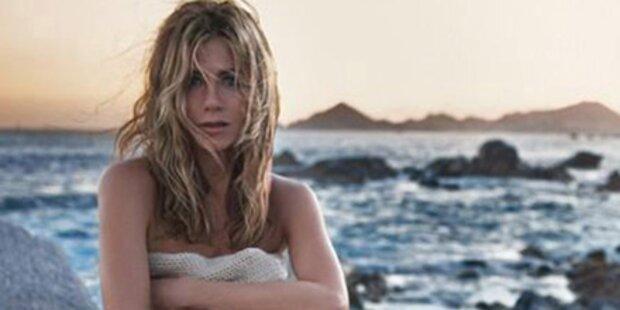 Aniston wirbt super-sexy für neuen Duft