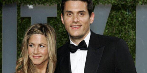 Probiert Aniston es wieder mit Mayer?
