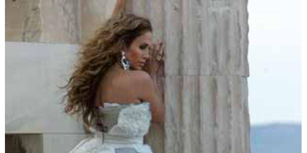 Jennifer Lopez: Die Diva als griechische Göttin
