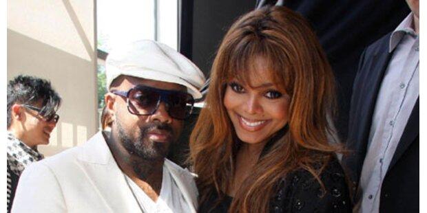 Janet Jackson & Jermaine Dupri getrennt