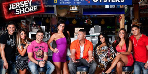MTV stellt Reality-Doku Jersey Shore ein