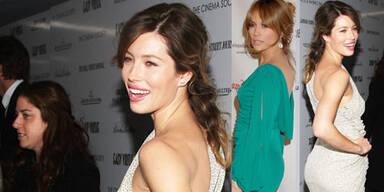 Jessica Biel & Jennifer Lopez: Wer hat den schöneren Po?