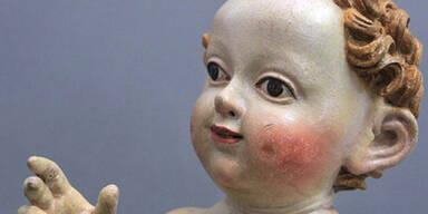 """Ohne """"Zipferl"""": Millionenschweres Jesusbaby in Krippenmuseum entdeckt"""