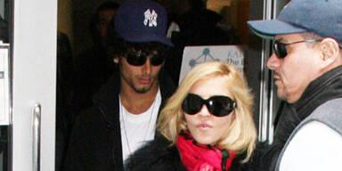 Jesus Luz & Madonna