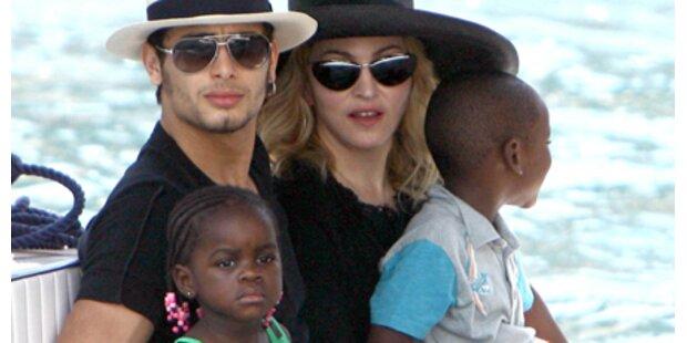 Madonna (51) will Baby von Toyboy Jesus