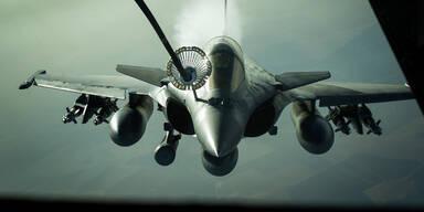 Russischer und US-Jet: Crash um Haaresbreite
