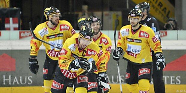 Salzburg und Caps steuern Einzug ins Finale an