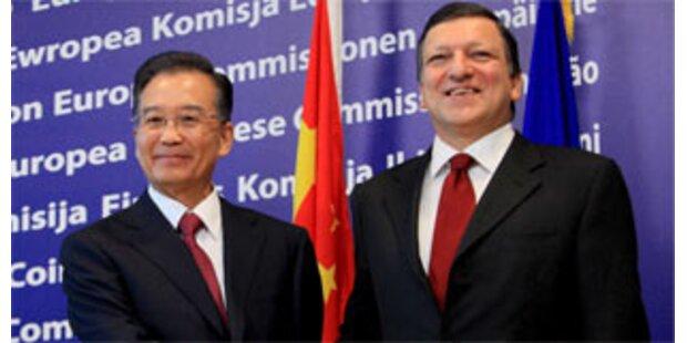 EU und China vereinbaren neues Gipfeltreffen