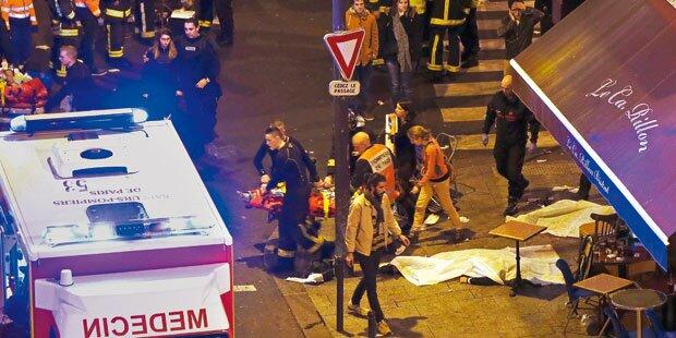 Salzburger Jihadisten gehörten zu Paris-Bombern