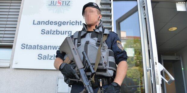 Albaner stahl verdecktem Ermittler 102.000 Euro