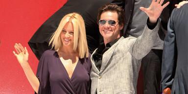Jim Carrey mit seiner neuen Ex, Jenny McCarthy