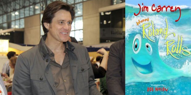 Jim Carrey ist Kinderbuch - Autor geworden