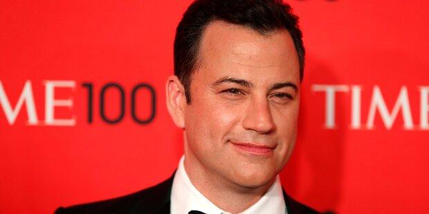 Jimmy Kimmel wird erneut Vater