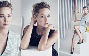 Neue Kampagne : Jennifer Lawrence strahlend schön in Dior
