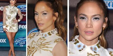 Jennifer Lopez' Outfit-Fail