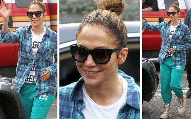 J.Lo, wo ist dein guter Style geblieben?