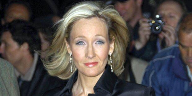 Neues J. K. Rowling - Buch: Titel steht