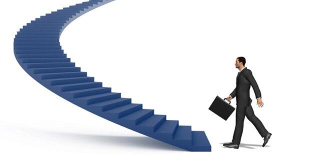Jobmarkt auf Wachstumskurs
