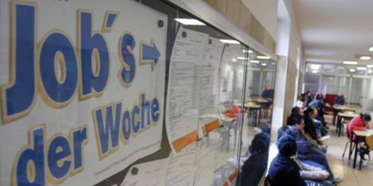 EU-Arbeitslosigkeit auf Rekordniveau