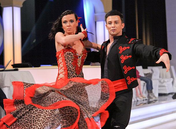 Dancing Stars - Die Outfits für die 4. Show
