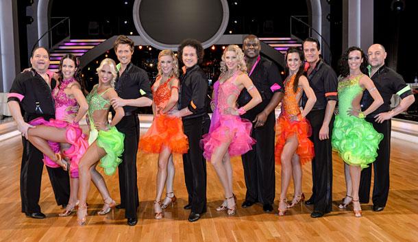 Dancing Stars 2013: Die zweite Show
