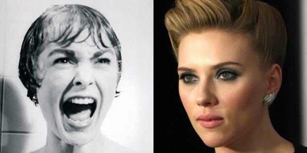 Johansson spielt Psycho-Dusch-Opfer