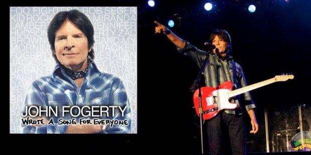 John Fogerty nahm seine Hits neu auf