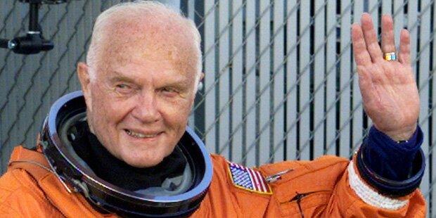 US-Astronaut John Glenn ist tot