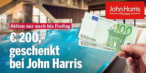 Anzeige John Harris