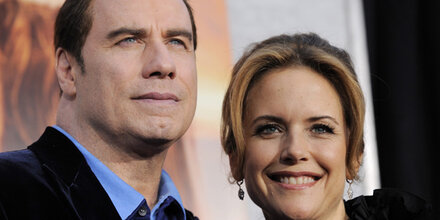 John Travolta wird wieder Vater