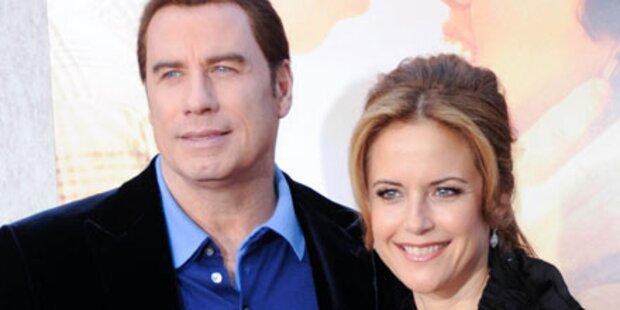 John Travolta: Es wird ein Bub!