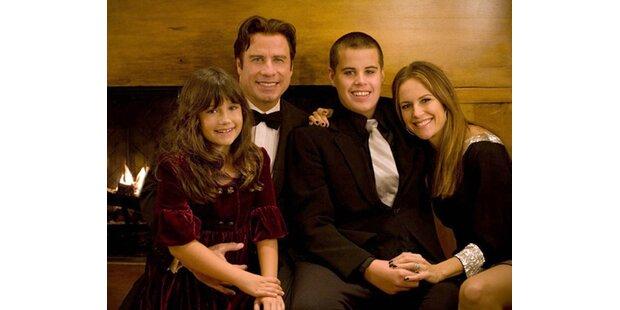 Travolta mit Foto seines toten Sohnes erpresst