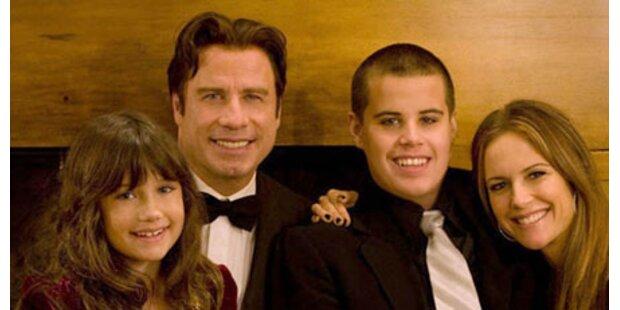 Zerbricht John Travolta an der Trauer?