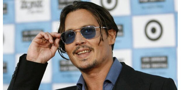 Johnny Depp gab 4.000 Dollar Trinkgeld