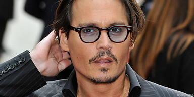Johnny Depp erfreut sich bester Gesundheit