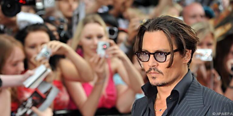 Johnny Depp will mal wieder hinter die Kamera