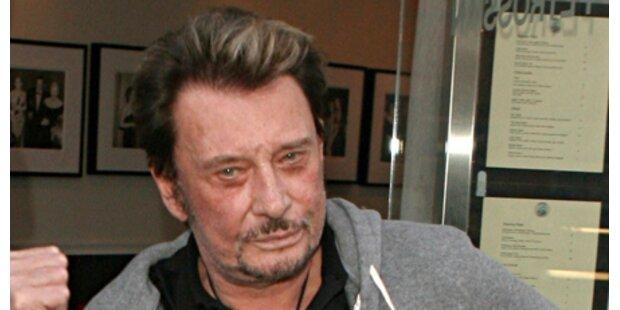Johnny Hallyday: War es ein Kunstfehler?