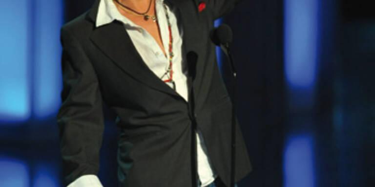Bullock und Depp gewannen US-Publikumspreise