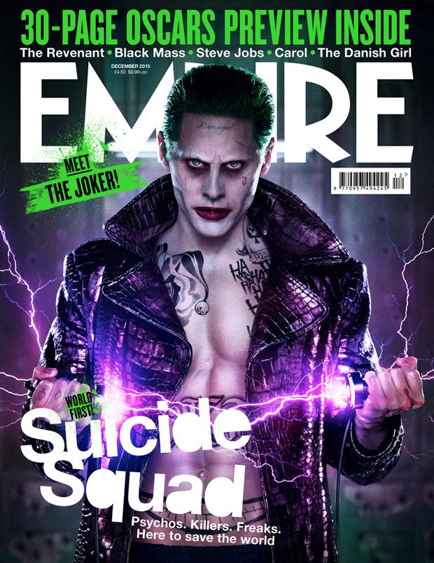 Jared Leto, Joker