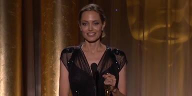 Der zweite Oscar für Angelina Jolie!