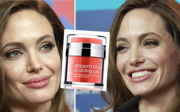 Angelina Jolie ist Fan von Drachenblut