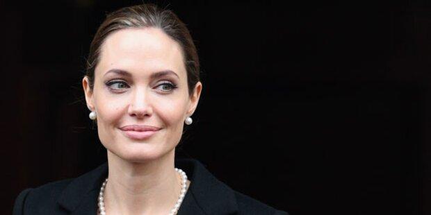 Jolie-Tante an Brustkrebs gestorben