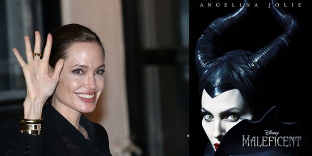 Jolie besticht auf erstem