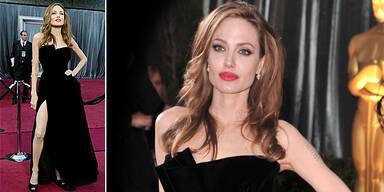 Angelina Jolie: Kleid der Oscar-Nacht