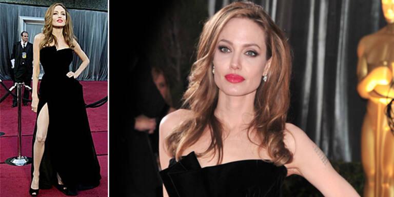 Jolie feuert ihre Stylistin nach Oscar-Blamage