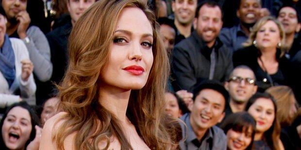 Angelina Jolie ließ sich Brüste amputieren