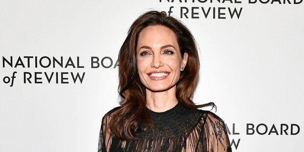 Hollywood: Angelina Jolie als Elefantin