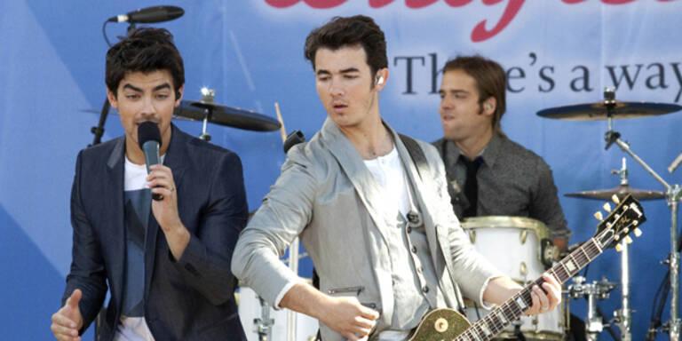 Jonas Brothers gehen getrennte Wege